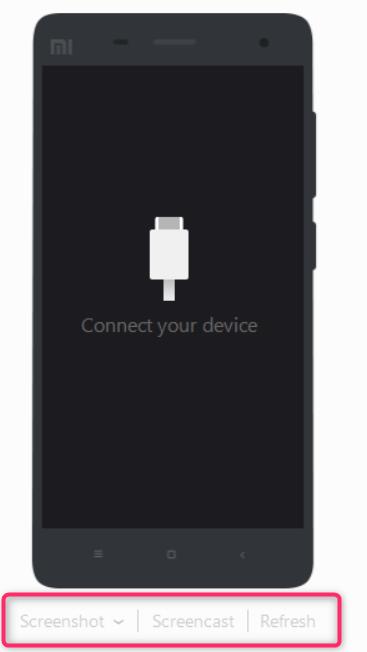 MI PC Suite Screenshot Features