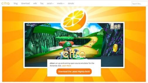 citra 3ds emulator