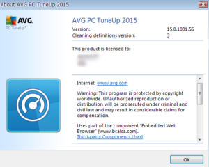 AVG PCtuneup