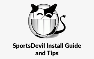 sportsdevil installation